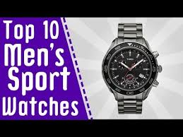 top 10 men s sport watches 2015