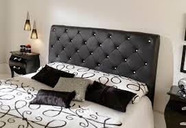 sleep bedroom furniture in black