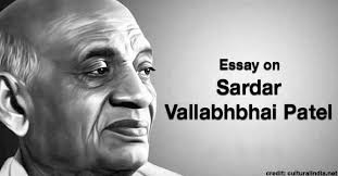 essay on sardar vallabhbhai patel for students and teachers my his momentous service and monumental contribution to can never be forgottenrdquo it is these words that prime minister mr narendra modi flagged off