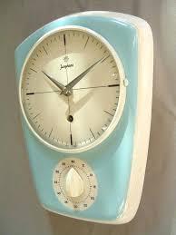 smiths 8 day wall clock digital inch diameter