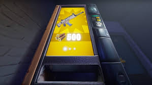 Unc Vending Machine Locations Fascinating Fortnite Vending Machine Announce Trailer CodeJunkies