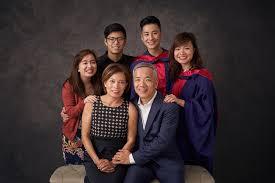 Portrait Photography Studio Singapore Graduation Photoshoot