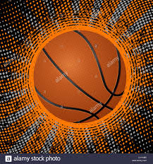 abstract grunge basketball background vector ilration