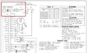 american standard furnace wiring diagram wiring diagram database