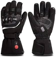 SAVIOR HEAT Motorcycle Gloves for Men and ... - Amazon.com