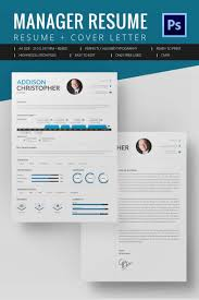 Manager Resume Pdf Manager Resume Template 24 Free Word Excel PDF Format Download 19