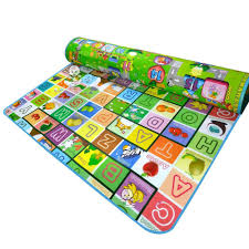 double sided multipurpose soft play mat pad waterproof kid rug gym