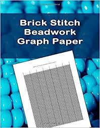 Individual Graph Paper Brick Stitch Beadwork Graph Paper Specialized Graph Paper