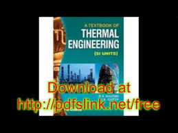 Download Textbook of Thermal Engineering PDF - YouTube
