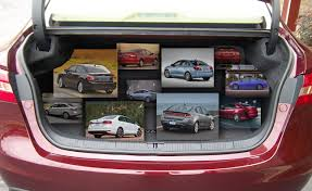 Top Compact Sedans With The Biggest Trunks Autoguide Com News