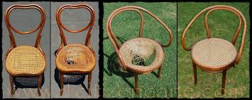 bentwood chair restoration wicker rattan restoration