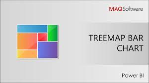 Treemap Bar Chart By Maq Software Power Bi Visual Introduction