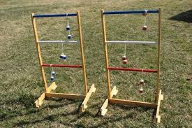 Wooden Ladder Ball Game Interesting Wooden Ladder Ball Game By Kevin LumberJocks Woodworking