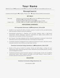 Resume Sample Key Skills New Nurse Assistant Resume Inspirational