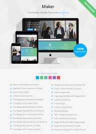 Maker Responsive Moodle Theme Based On Boost