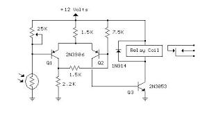 index 16 led and light circuit circuit diagram seekic com photo electric street light
