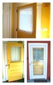 garage door kitchen window plus curtains beautiful best covering ideas on island sink plumbing