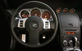 nissan 350z 2014 interior. the picture didnu0027t show gauge pods that are connected to whole unit there so here they just for reference this has factory headunit but nissan 350z 2014 interior m