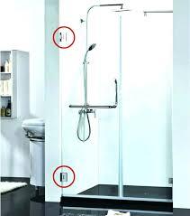 shower glass door hinges frameless shower door hinges rose gold stainless steel shower glass door hinges