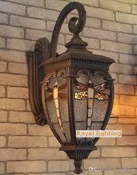outdoor led wall lights uk inspirational 2018 european style villa gate waterproof outdoor lamp outdoor