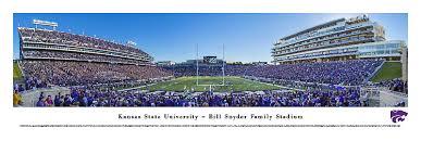 Bill Snyder Family Football Stadium Facts Figures