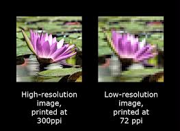 Aged 4243 May High Resolution Vs Low Resolution