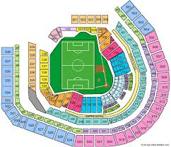 Citi Field Seating Chart 2019 Explicit Citi Field Seating Chart Soccer Game 2019