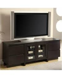 tv stand with storage.  With 60 TV Stand Console Cabinet Media Storage Storage Drawers Wood In Tv Stand With G