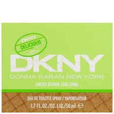 <b>DKNY Delicious Delights Cool</b> Swirl Eau de Toilette Spray 50ml ...