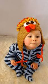 Crochet Turkey Hat Pattern Cool Decoration