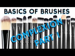must have makeup brushes for plexion