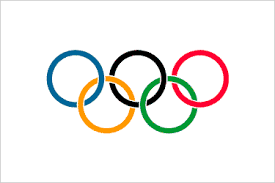 flag of the olympic games com the flag of the olympic games
