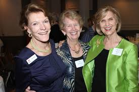 Junior League of Sarasota Sustainers invite Marie Benedict to legacy  luncheon - Patty Bettle, Sue Renfrew and Myrna Welch | Your Observer
