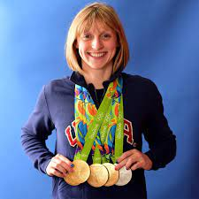 Going the Distance: Katie Ledecky's ...