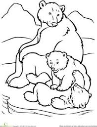 Small Picture Top 10 Free Printable Polar Bear Coloring Pages Online Polar