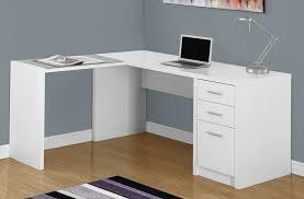 cool white corner computer desk white corner computer desk w tempered glass monarch specialty i
