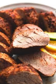 best baked pork tenderloin creme de