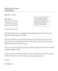 Reference Letter For Coworker Sample Reference Letter For Coworker Outoand Co