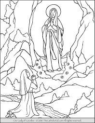 Our Lady Of Guadalupe Coloring Page Free Coloring Pages