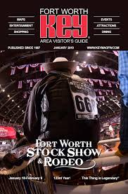 Fort Worth Stockyards Rodeo Seating Chart Fort Worth Key Magazine January 2019 By Keith Powell Issuu