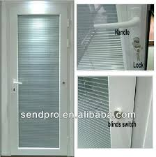 exterior doors with built in blinds door insert blinds sliding door with internal blinds stylish french