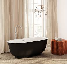 perlato ravenna eco lapistone soaker tub
