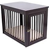 designer dog crate furniture ruffhaus luxury wooden.  furniture internetu0027s best decorative dog kennel with pet bed  wooden house  large indoor for designer crate furniture ruffhaus luxury