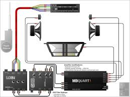 mono amp to sub plus 4 channel speakers wiring diagram inside how to wire a 4 channel amp to 6 speakers at 4 Channel Car Amplifier Wiring Diagram