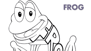This is probably one of my most popular boards. Frog Coloring Page Kids Coloring Pages Pbs Kids For Parents