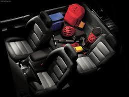 ford explorer sport trac 2003 interior