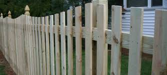wood picket fence panels. Interesting Panels Windsor Natural Wood Picket Fence Knoxville Tennessee Intended Panels
