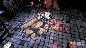 Akaneiro: Demon hunters pour Android tlcharger