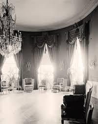 white house blue room blue room white
