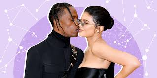 Kylie Jenner And Travis Scotts Birth Charts A Celebrity